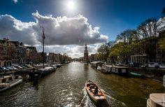Amsterdam by Vladimir Popov / Uhaiun on 500px
