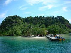 Poncan Gadang Island, Sibolga North Sumatra - Indonesia