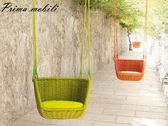 Подвесное кресло Adagio Paola Lenti из Италии купить в Москве в Prima mobili