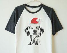Funny Christmas tee Glasses dalmatian shirt glasses dog shirt funny teen shirts baseball tee short sleeve women shirt men shirt unisex shirt