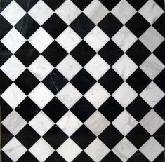 black and white marble tile floor. I Have Always Wanted An Old Farmhouse With A Checkered Floor Pantry  Fashion Kitchen Black And White Marble Hexagonal Pattern Art Print By Santo Sagese