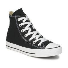e9f65c457310 Chaussures Baskets montantes Converse CHUCK TAYLOR ALL STAR CORE HI Noir  Converse Trainers