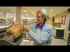 Door middel van dit promotie filmpje presenteert supermarkt Albert Heijn Konincks zich aan de online klant.