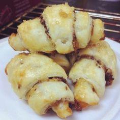 Cream Cheese Cinnamon Roll (Rugelach)