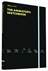 The Pixar's Animator's Sketchbook. THE Book for Basic Animation