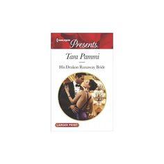 His Drakon Runaway Bride (Large Print) (Paperback) (Tara Pammi)