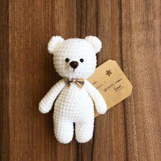 #amigurumi #amigurumibear #teddybear @10marifet @hobimi.sat #hobi #örgü #örgüayıcık Bunny Crochet, Crochet Animal Amigurumi, Crochet Teddy, Crochet Animals, Crochet Dolls, Teddy Beer, Crochet Bouquet, Bunny Toys, Newborn Crochet