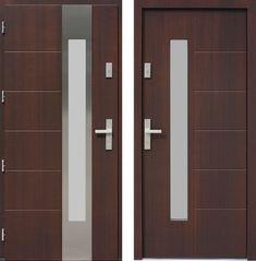 Drzwi wejściowe do domu z katalogu inox wzór 475,7-475,17+ds5