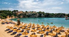 Best Places to Buy a Property in Spain Best Places To Retire, Spanish Towns, Balearic Islands, Love Island, Majorca, Best Cities, Beautiful Beaches, Strand, The Good Place