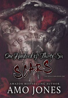 14 best the devils own series images on pinterest i love the one hundred thirty six scars by amo jones is on georgias read shelf georgia gave this book 4 stars shelves contemporary biker book owned books fandeluxe Image collections