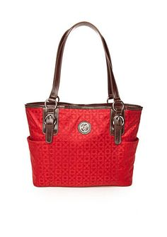 Kim Rogers® Signature Tote - looks like this would hold my books!