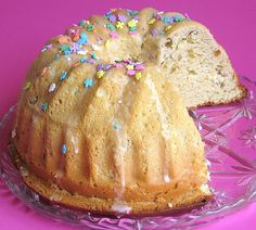 traditional easter desserts | Traditional Easter Baba Recipe - Polish Babka Wielkanocna