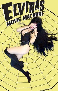 Elvira movie macabre