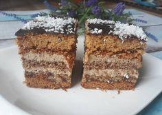 Polish Cake Recipe, Polish Recipes, Polish Food, Food Cakes, Tiramisu, Banana Bread, Cake Recipes, Calzone, Food And Drink
