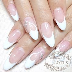 Image of unlimited gel art Classy Nails, Stylish Nails, French Nail Designs, Nail Art Designs, Perfect Nails, Gorgeous Nails, French Nails, Nail Designs Toenails, White Tip Nails