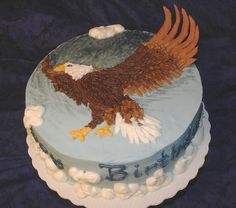 1000 Images About Cakes Eagles On Pinterest 3d Cakes