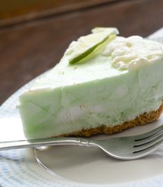 Weight Watchers Frozen Key Lime Pie - only 2 PP per serving!