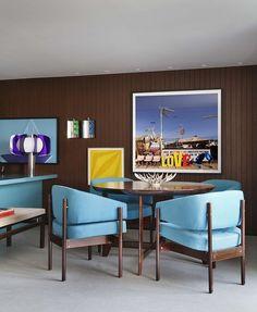 FW House by Studio Guilherme Torres #interiordesign #contemporary #homedecor