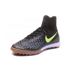 big sale 264cc bb2ae Nike Magista - Billig 2017 Nike MagistaX Proximo II TF Schwarz Grün  Fußballschuhe
