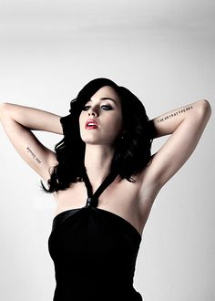 'I think you can have it all. You just have to work really hard, because great things don't come easily.' - Katy Perry