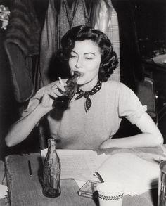 Ava Gardner photographed by Murray Garrett.