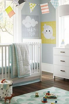 We are wild about gender-neutral nursery ideas. When building a nursery, whether it's neutral or very colorful, you should always begin with the theme. We are here to help you decorate the perfect gender-neutral nursery.  Hadley Court Interior Design Blog by Central Texas Interior Designer, Leslie Hendrix Wood.
