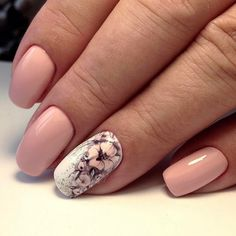 "4,716 Likes, 8 Comments - Маникюр / Ногти / Мастера (@nail_art_club_) on Instagram: ""#Repost @oksanapanina_nails ・・・ #маникюр #дизайнногтей #гельлак"""