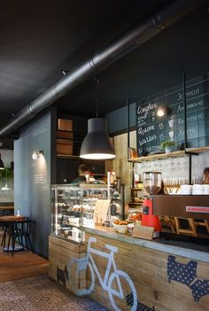 I Feel espresso bar | Azovskiy & Pahomova architects
