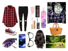 """""""a day at the park with phil lester"""" by kacileim on Polyvore"""