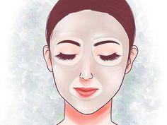 Imagen titulada Get Porcelain Skin Step 6 Porcelain Skin, Cold Porcelain, Porcelain Ceramics, White Porcelain, Beauty Tips For Face, Beauty Secrets, Face Beauty, Chelsea Houska Hair, Patterned Furniture