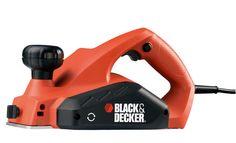 Black&Decker KW712 El Planyası 650W
