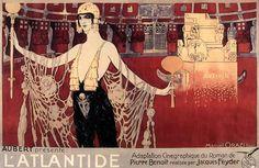 The Atlantis, Jacques Feyder, 1921