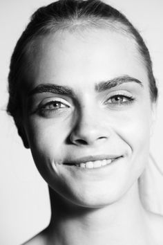 Model, Cara Delevigne