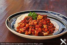 Afrikanisch-orientalisches Gulasch (Rezept mit Bild)   Chefkoch.de