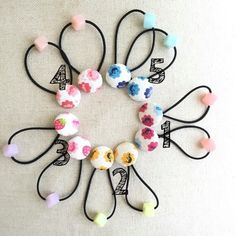 Washer Necklace, Brooch, Handmade, Pig Tails, Hair, Head Bands, Crafting, Hand Made, Brooches