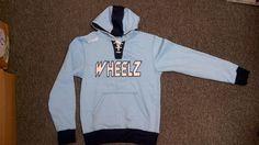 """Wheelz"" hoodie by @gitchsw"