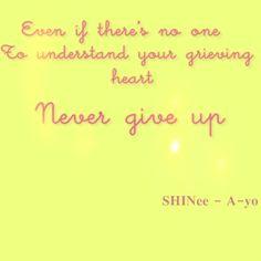 SHINee- who said K-Pop wasn't inspirational? Huh? Wrong. ;)