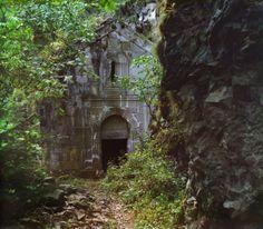 General view of Dabskii Monastery