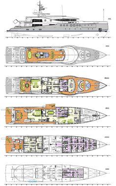 amels 199 superyacht | Amels 199 concept
