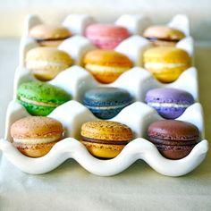 Macaron recipe. I've always wanted to make these!!!