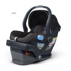 UPPAbaby Mesa Infant Car Seat in Jake Black
