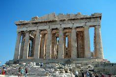 Parthenon, Greece