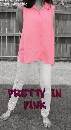 Classygirlschic: Pretty in Pink