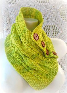 Brasil Tricô e Crochê - Handmade encomendas: Golas Lumiere
