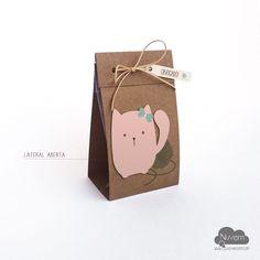 Caixinha para doces - Pet Gatinha