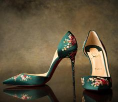 Sabyasachi Mukherjess and Christian Louboutin Designer Shoes