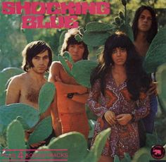 """Shocking Blue, From the Dutch band who had a big  worldwide hit in the early 70s with """"Venus"""""""