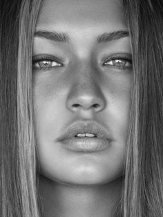 Image about photography in fotos ideas by lindapelekh Photo Portrait, Female Portrait, Portrait Photography, Pretty People, Beautiful People, Beautiful Women, Girl Face, Woman Face, Estilo Gigi Hadid