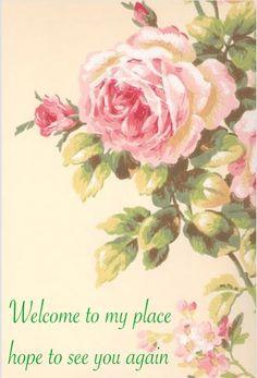 New flowers pink background vintage roses 64 ideas Floral Vintage, Vintage Paper, Vintage Flowers, Vintage Art, Vintage Images, Rose Wallpaper, Iphone Wallpaper, Vintage Rosen, Decoration Shabby