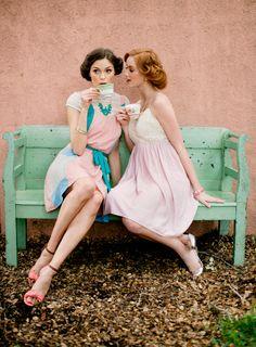 Romantic Spring Tea Party // Романтично пролетно чаено парти | 79 Ideas